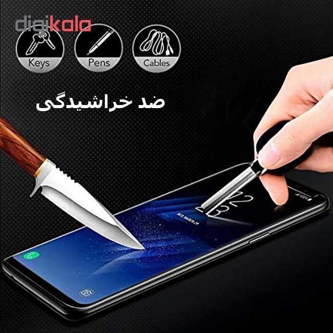 کاور اییبزا مدل ATOG7 مناسب برای گوشی موبایل هوآوی P30 Lite به همراه محافظ صفحه نمایش 9D
