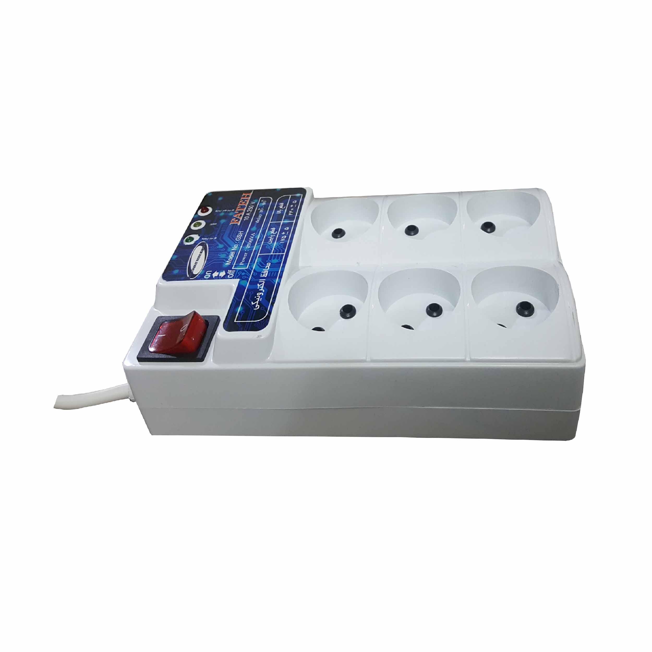 محافظ ولتاژ  فاتح مدل  YTR230