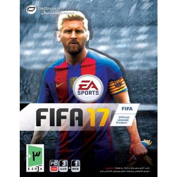 بازی FIFA 17 مخصوص PC