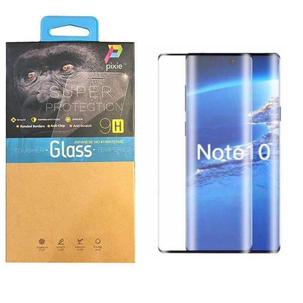 محافظ صفحه نمایش 3D پیکسی مدل PN10 مناسب برای گوشی موبایل سامسونگ Galaxy note10