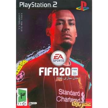 بازی FIFA 20 مدل سازی شده مخصوص PS2