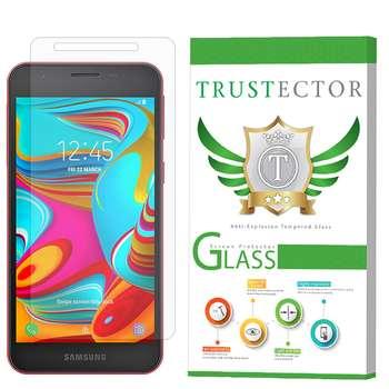 محافظ صفحه نمایش تراستکتور مدل GLS مناسب برای گوشی موبایل سامسونگ Galaxy A2 Core