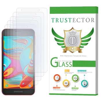 محافظ صفحه نمایش تراستکتور مدل GLS مناسب برای گوشی موبایل سامسونگ Galaxy A2 Core بسته 5 عددی