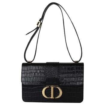 کیف دوشی زنانه کهن چرم کد v182