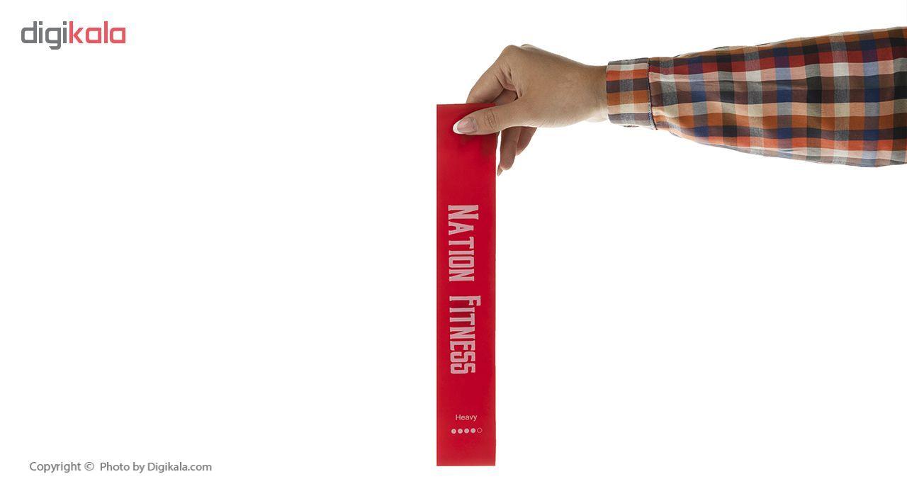کش پیلاتس نیشن فیتنس مدل مینی لوپ main 1 9