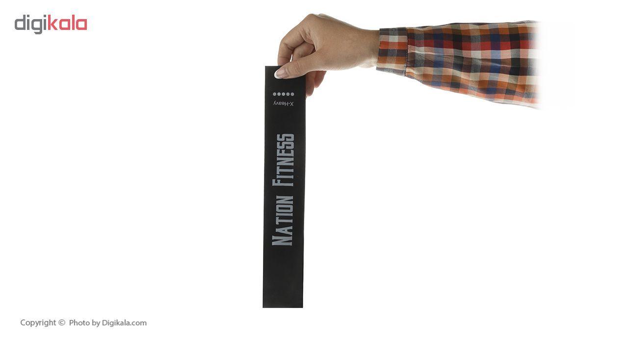 کش پیلاتس نیشن فیتنس مدل مینی لوپ main 1 11