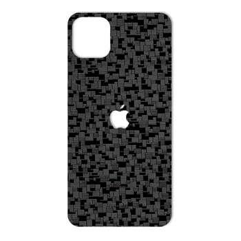 برچسب پوششی ماهوت مدل Silicon-Texture مناسب برای گوشی موبایل اپل iPhone 11 Pro