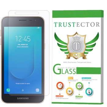 محافظ صفحه نمایش تراستکتور مدل GLS مناسب برای گوشی موبایل سامسونگ Galaxy J2 Core