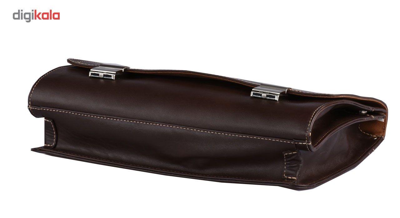 کیف اداری کهن چرم مدل L73-15 main 1 5