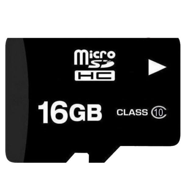 کارت حافظه microSDHC ام آر اس مدل IP25 کلاس 10 استاندارد  UHS-I U1 سرعت 80MBps ظرفیت 16 گیگابایت