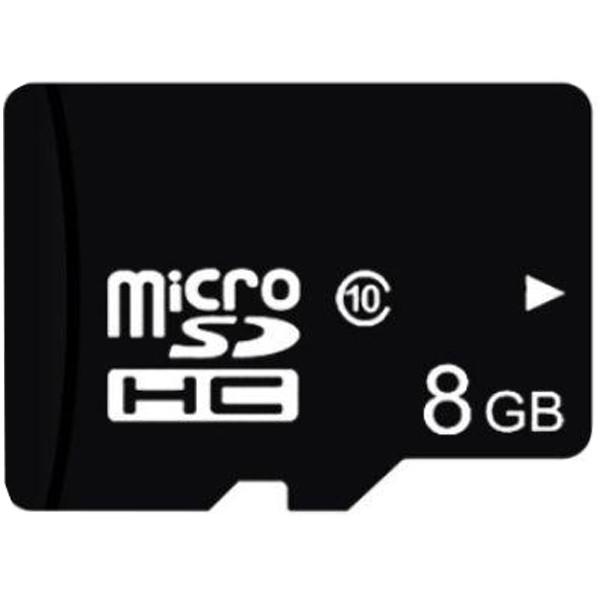 کارت حافظه microSDHC ام آر اس مدل IP22 کلاس 10 استاندارد  UHS-I U1 سرعت 80MBps ظرفیت 8 گیگابایت