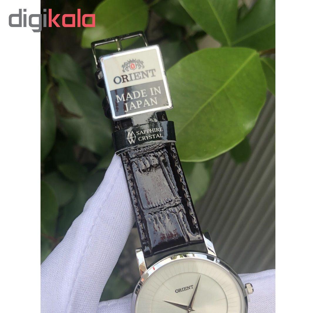 کد تخفیف                                      ساعت مچی عقربه ای مردانه اورینت  کد  SGW0100AW0