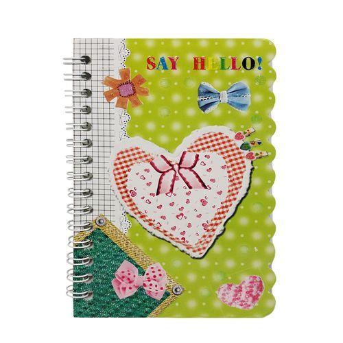دفتر یادداشت 40 برگ های بین کد 110791