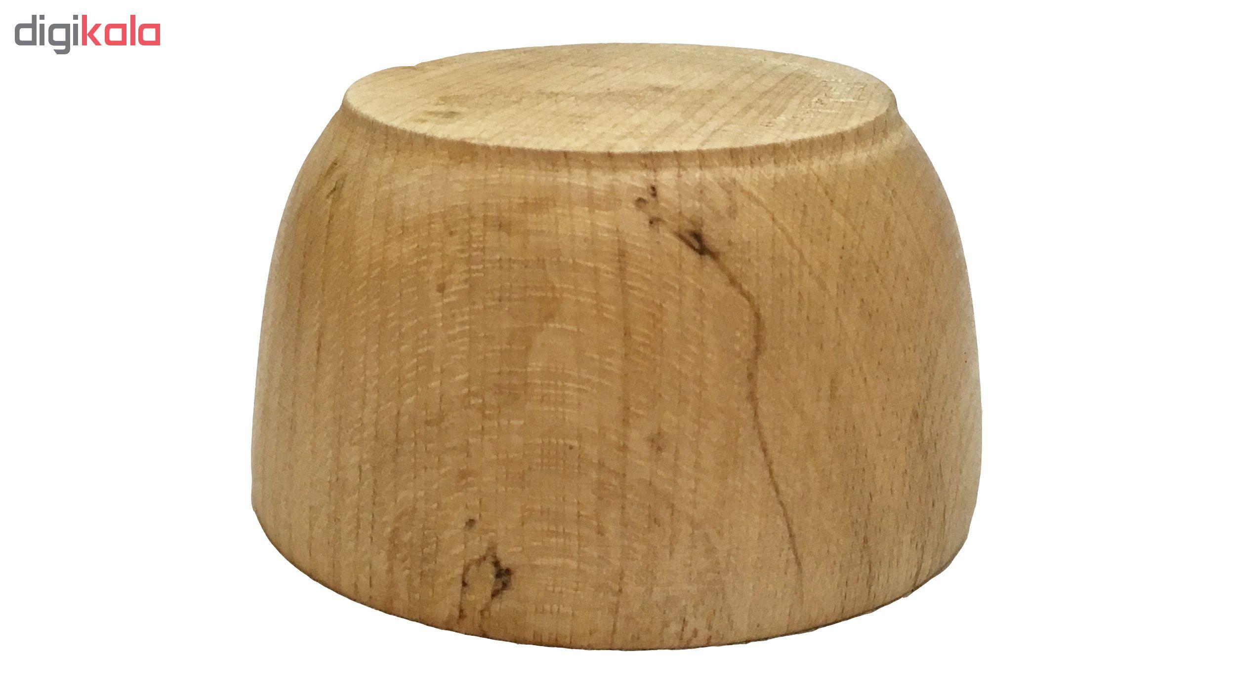 کاسه چوبی مدل RIVER S3 بسته دو عددی