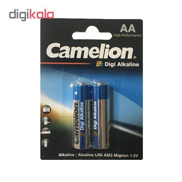 باتری قلمی کملیون مدل LR-5 بسته 2 عددی  main 1 1