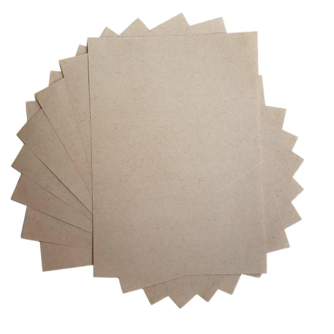 کاغذ کرافت مدل 05 بسته 100 عددی