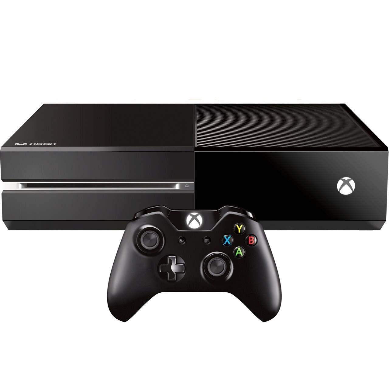 کنسول بازی مایکروسافت مدل Xbox One ظرفیت 1 ترابایت | Microsoft Xbox One 1TB Game Console