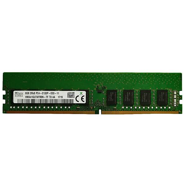 رم سرور DDR4 تک کاناله 2133 مگاهرتز CL 17 اس کی هاینیکس مدل TF ظرفیت 8 گیگابایت