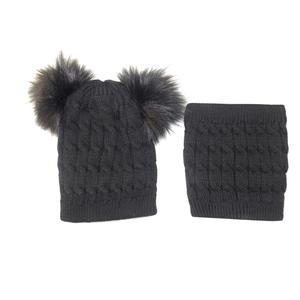 ست کلاه و شال گردن کد 20630-KHA