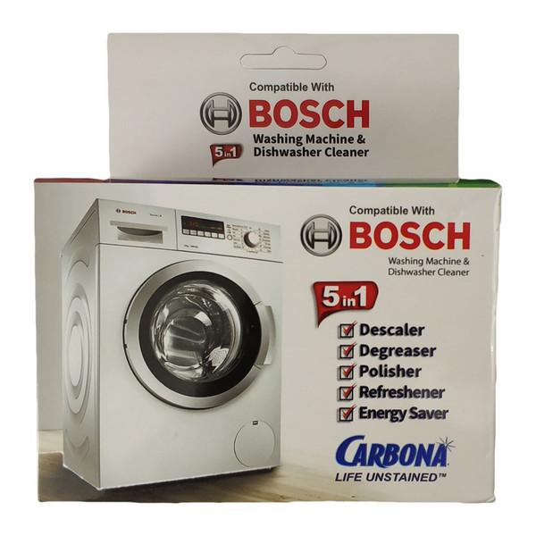 پودر جرم گیر ماشین لباسشویی بوش مدل C5 بسته 5 عددی
