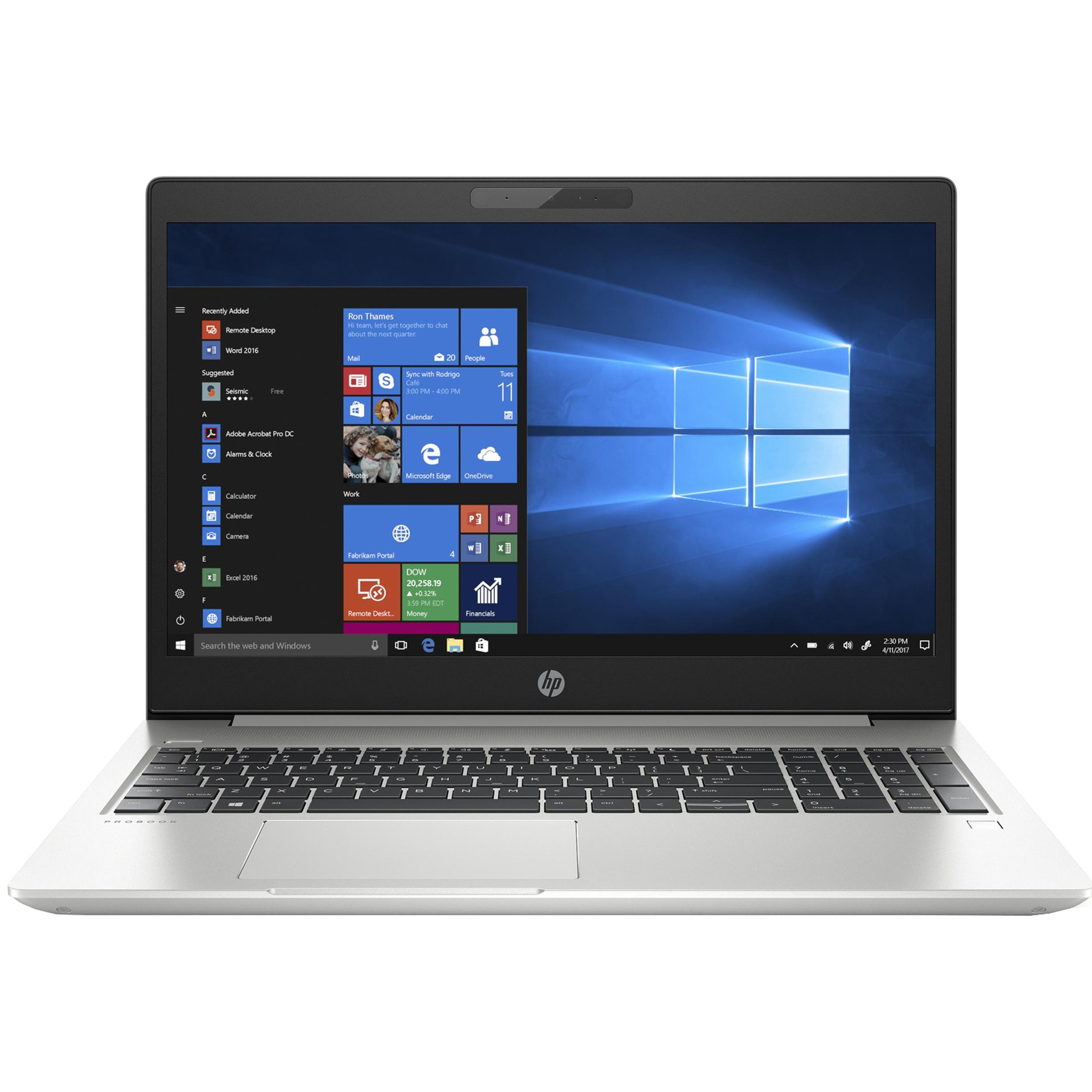 لپ تاپ 15 اینچی اچ پی مدل ProBook 450 G6 - D