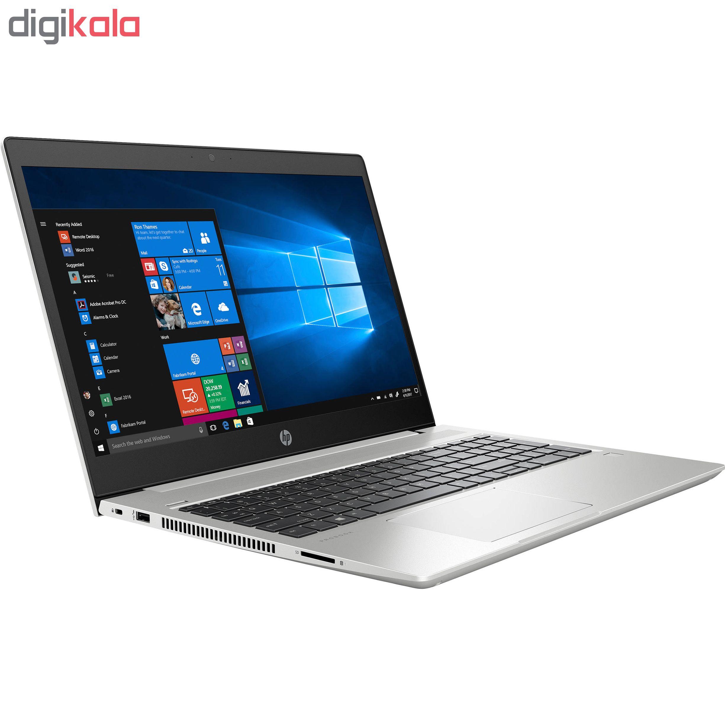 لپ تاپ 15 اینچی اچ پی مدل ProBook 450 G6 - E