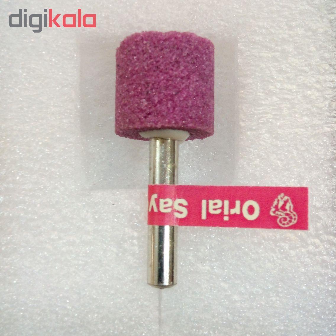 مجموعه 60 عددی سنگ انگشتی اوریال سایش ایران مدل PA1 main 1 6