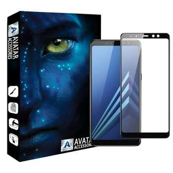 محافظ صفحه نمایش مات آواتار مدل MGA82018-1 مناسب برای گوشی موبایل سامسونگ Galaxy A8 2018