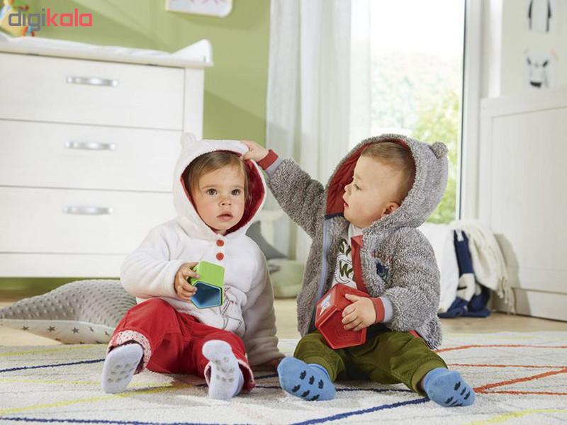 شلوار نوزادی پسرانه لوپیلو کد 4209