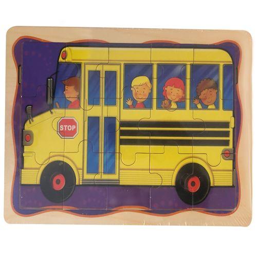 بازی آموزشی طرح اتوبوس مدرسه کد AP0005