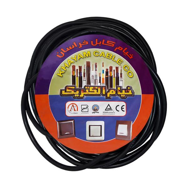 کابل 3 در 6 خیام الکتریک کد 36