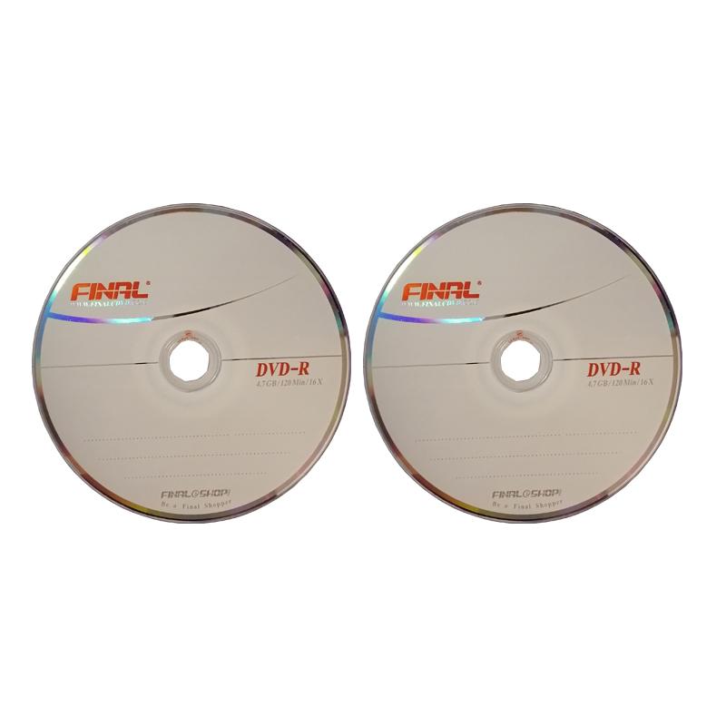 دی وی دی خام فینال کد 23 بسته 2 عددی