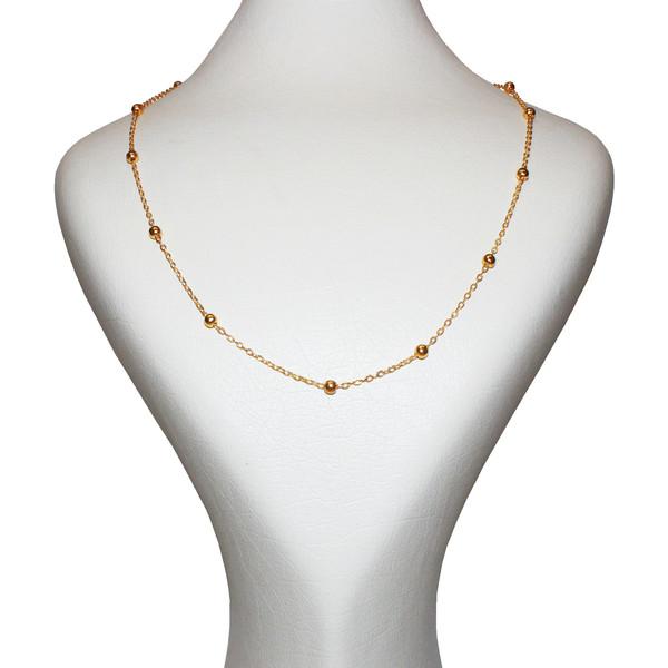 گردنبند زنانه کد 350-005