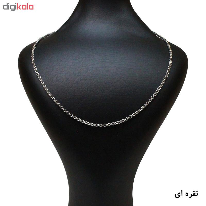 زنجیر زنانه کد 350-006