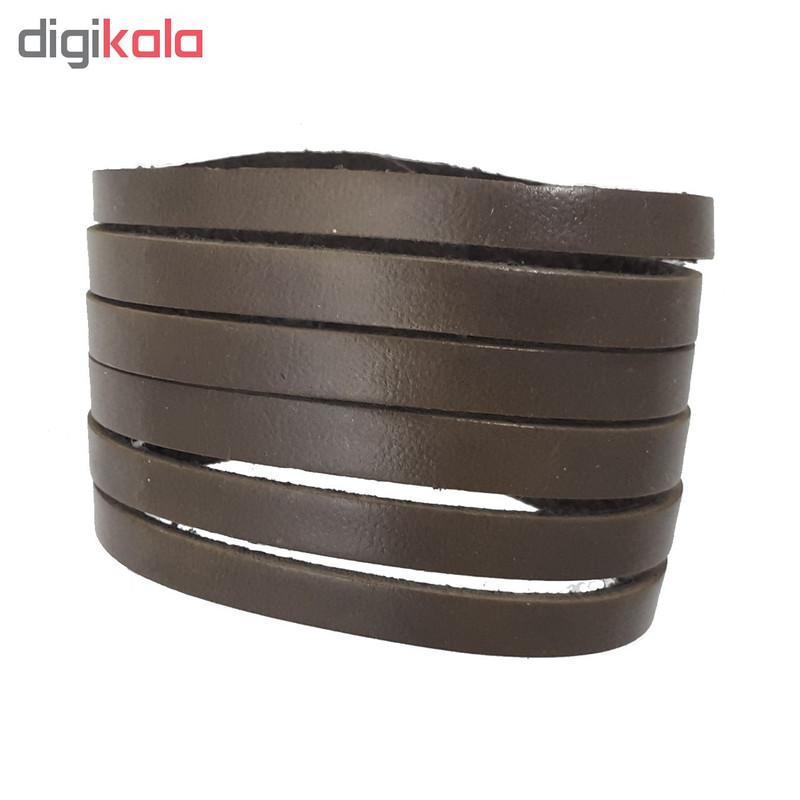 دستبند مردانه کد M5