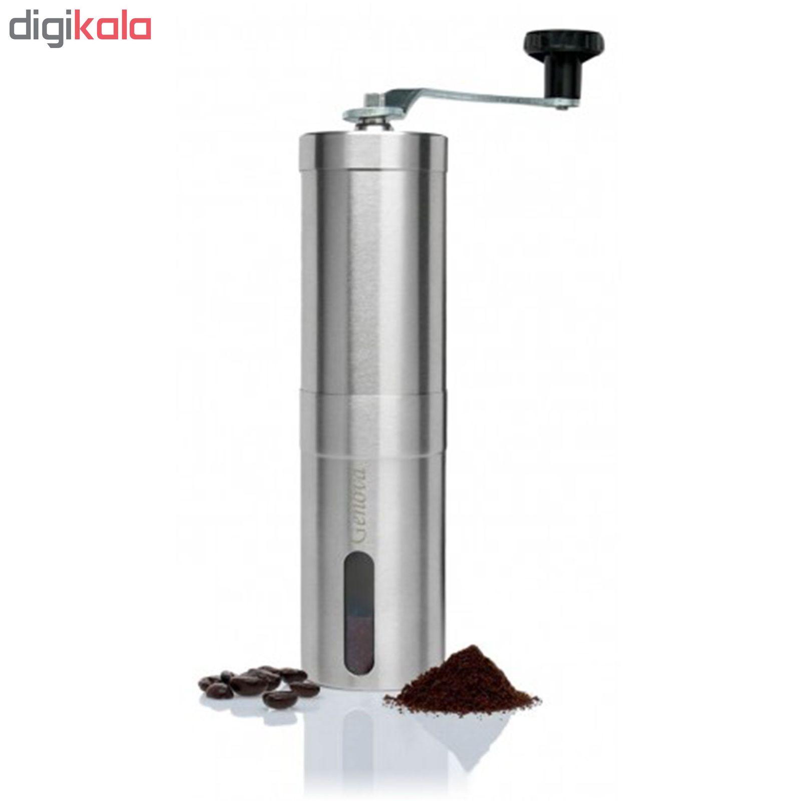آسیاب قهوه جنوا مدل GAT main 1 6