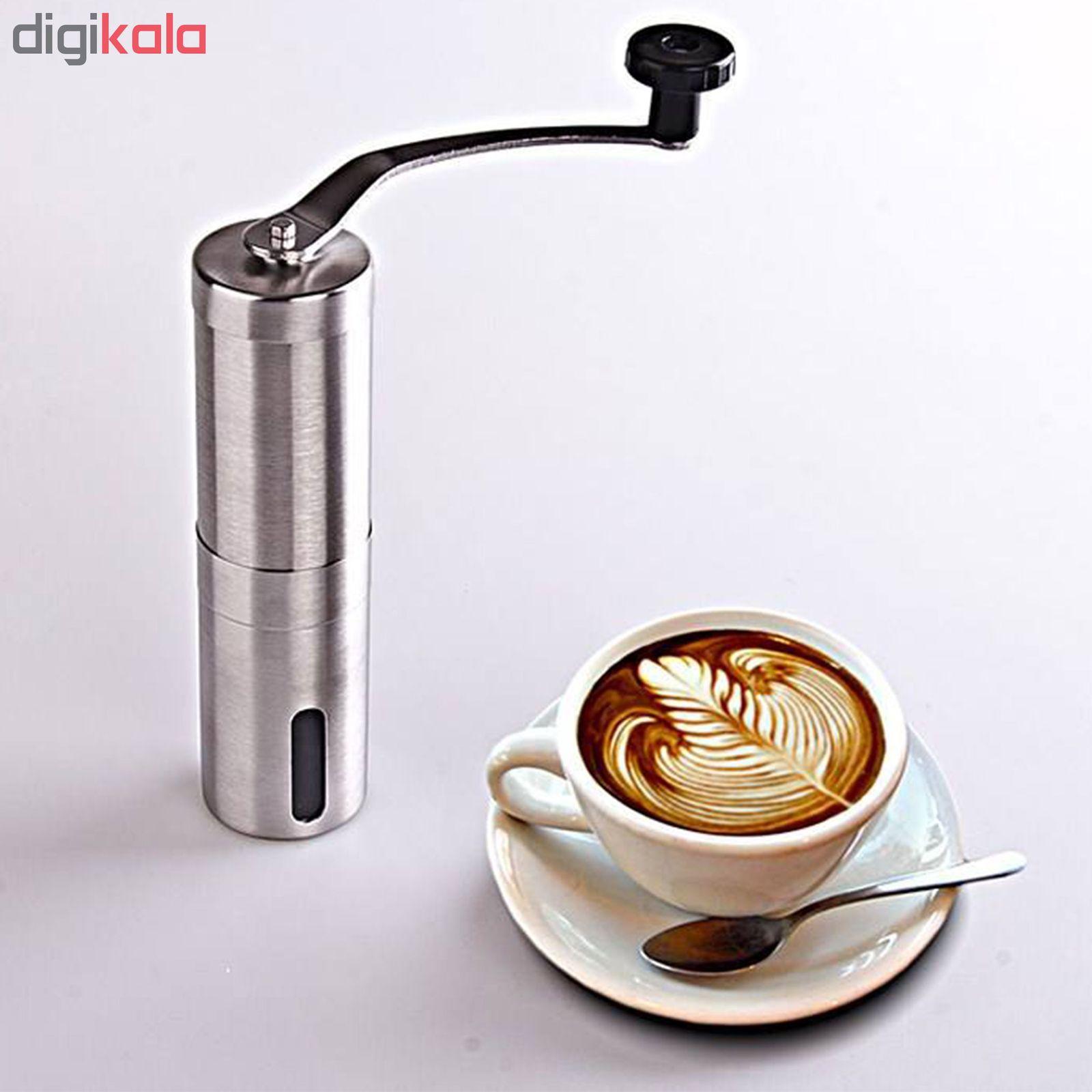 آسیاب قهوه جنوا مدل GAT main 1 8