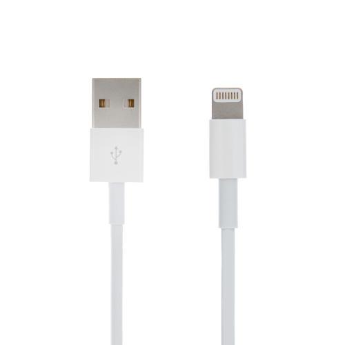 کابل تبدیل USB به لایتنینگ فاکسکان مدل FGJ62 طول 1 متر