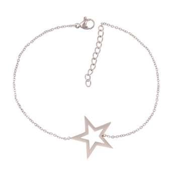پابند زنانه طرح ستاره کد PA1114