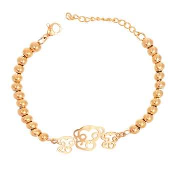 دستبند زنانه کد DA1039