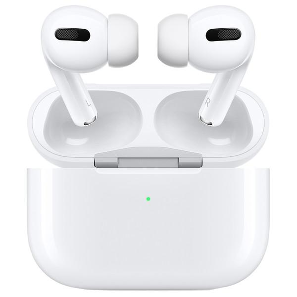هدفون بی سیم اپل مدل AirPods Pro همراه با محفظه شارژ