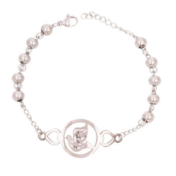 دستبند زنانه کد DA1037