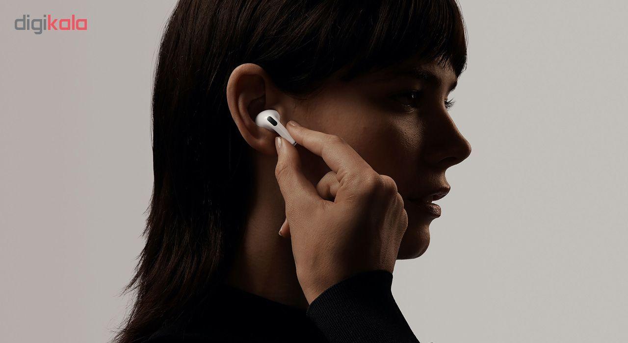 هدفون بی سیم اپل مدل AirPods Pro همراه با محفظه شارژ main 1 8