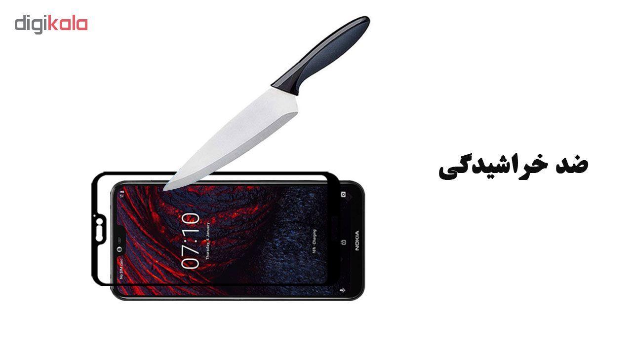 محافظ صفحه نمایش تراستکتور مدل GSS مناسب برای گوشی موبایل نوکیا X6 / 6.1 Plus main 1 3