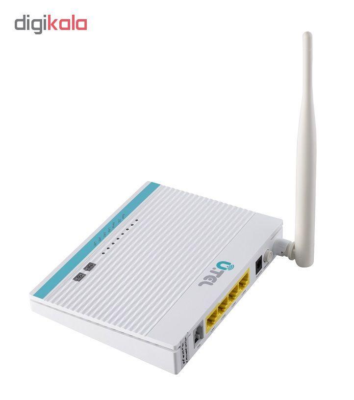 مودم روتر ADSL2 Plus بی سیم یوتل مدل A154 main 1 2