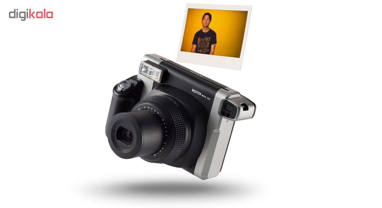 دوربین عکاسی چاپ سریع فوجی فیلم مدل Instax wide 300 main 1 6