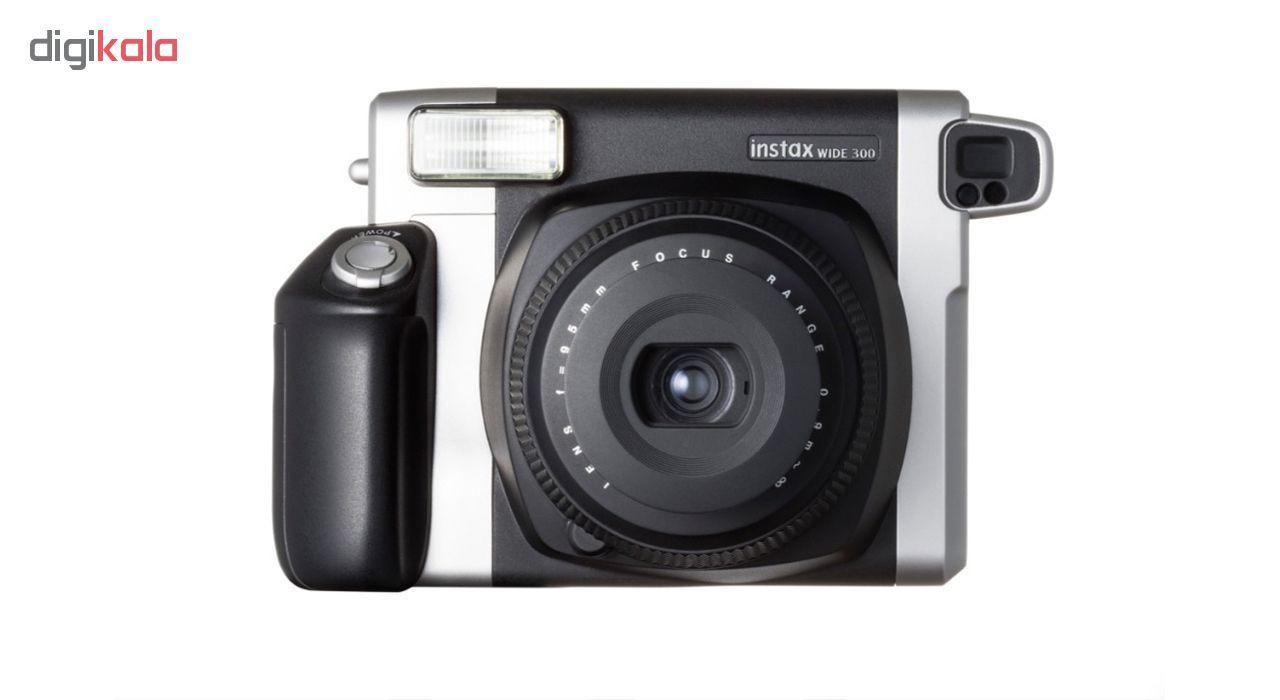 دوربین عکاسی چاپ سریع فوجی فیلم مدل Instax wide 300 main 1 7