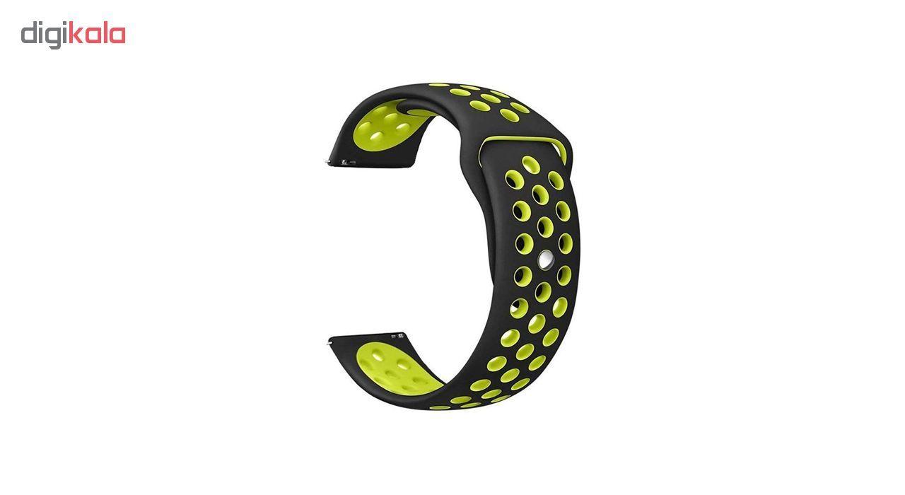 بند کد Ni-03 مناسب برای سامسونگ مدل Galaxy Watch 46mm \ Gear S3 main 1 1