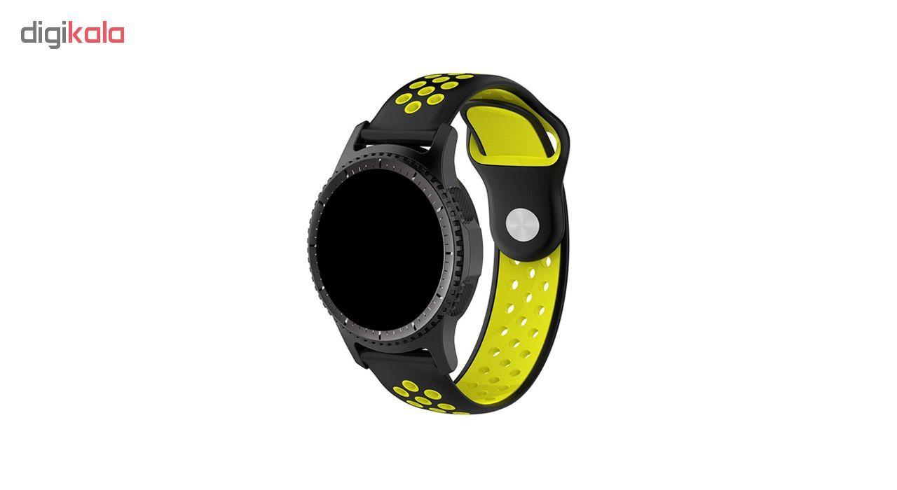 بند کد Ni-03 مناسب برای سامسونگ مدل Galaxy Watch 46mm \ Gear S3 main 1 3