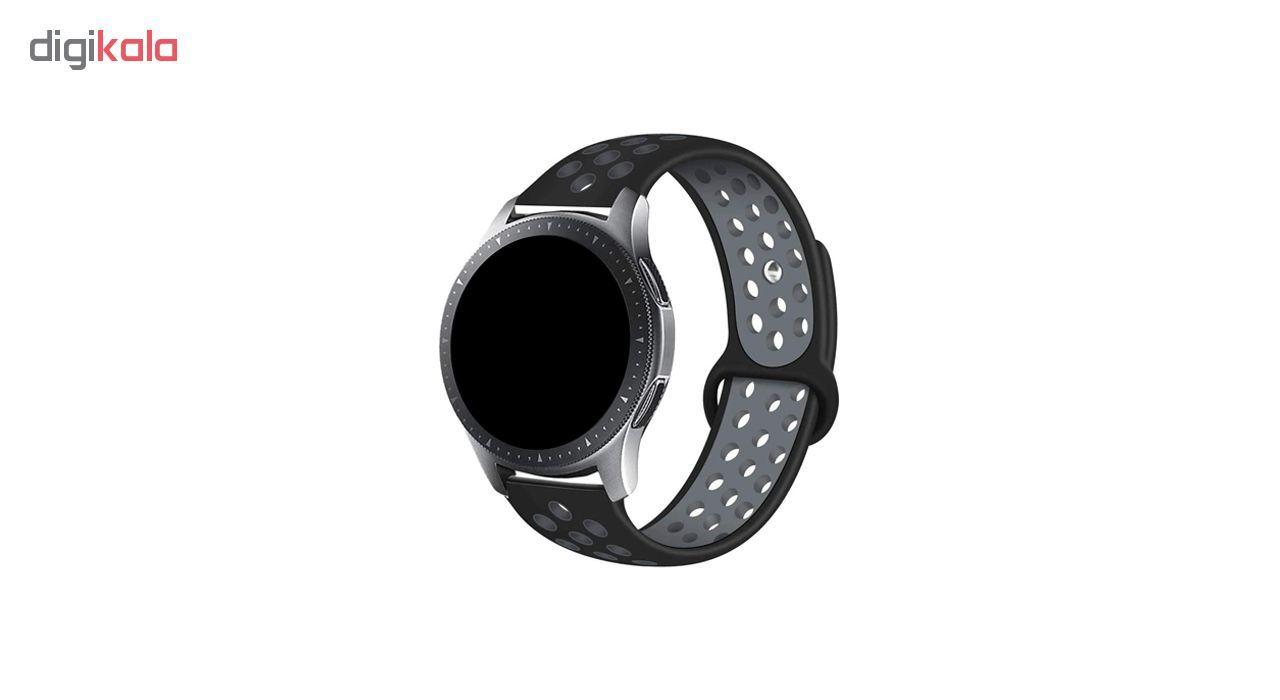 بند کد Ni-03 مناسب برای سامسونگ مدل Galaxy Watch 46mm \ Gear S3 main 1 5